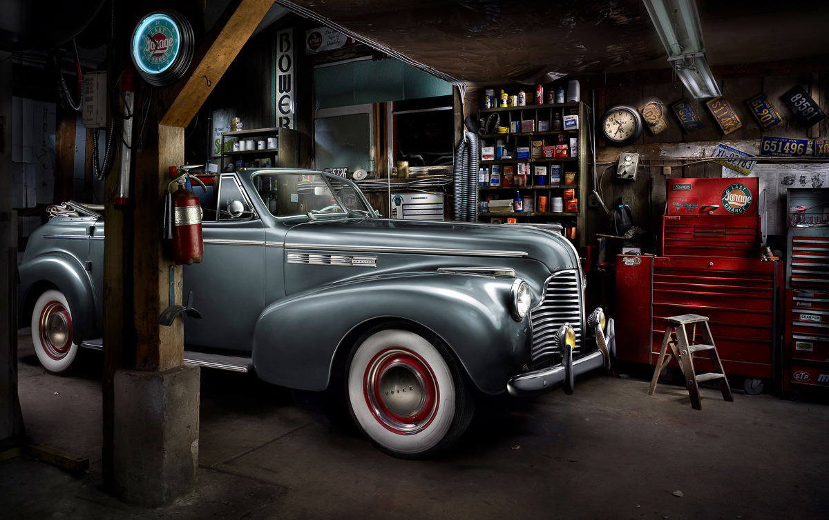Last Chance Garage Harold Ross Fine Art Photography