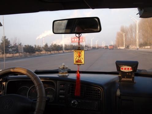Chinese-Cab-Interior