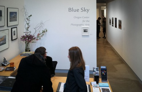 Blue Sky Gallery, Portland, OR