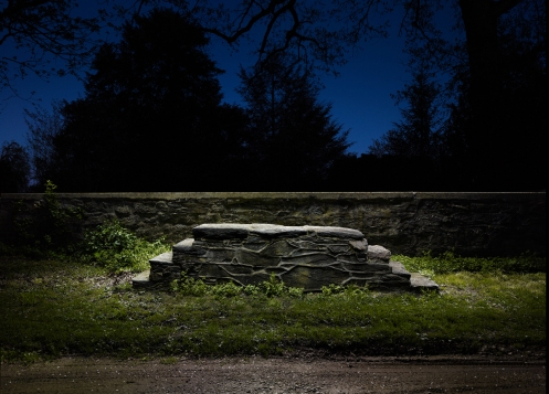 """Untitled #19 from the series """"Night"""" by Harold Ross"""