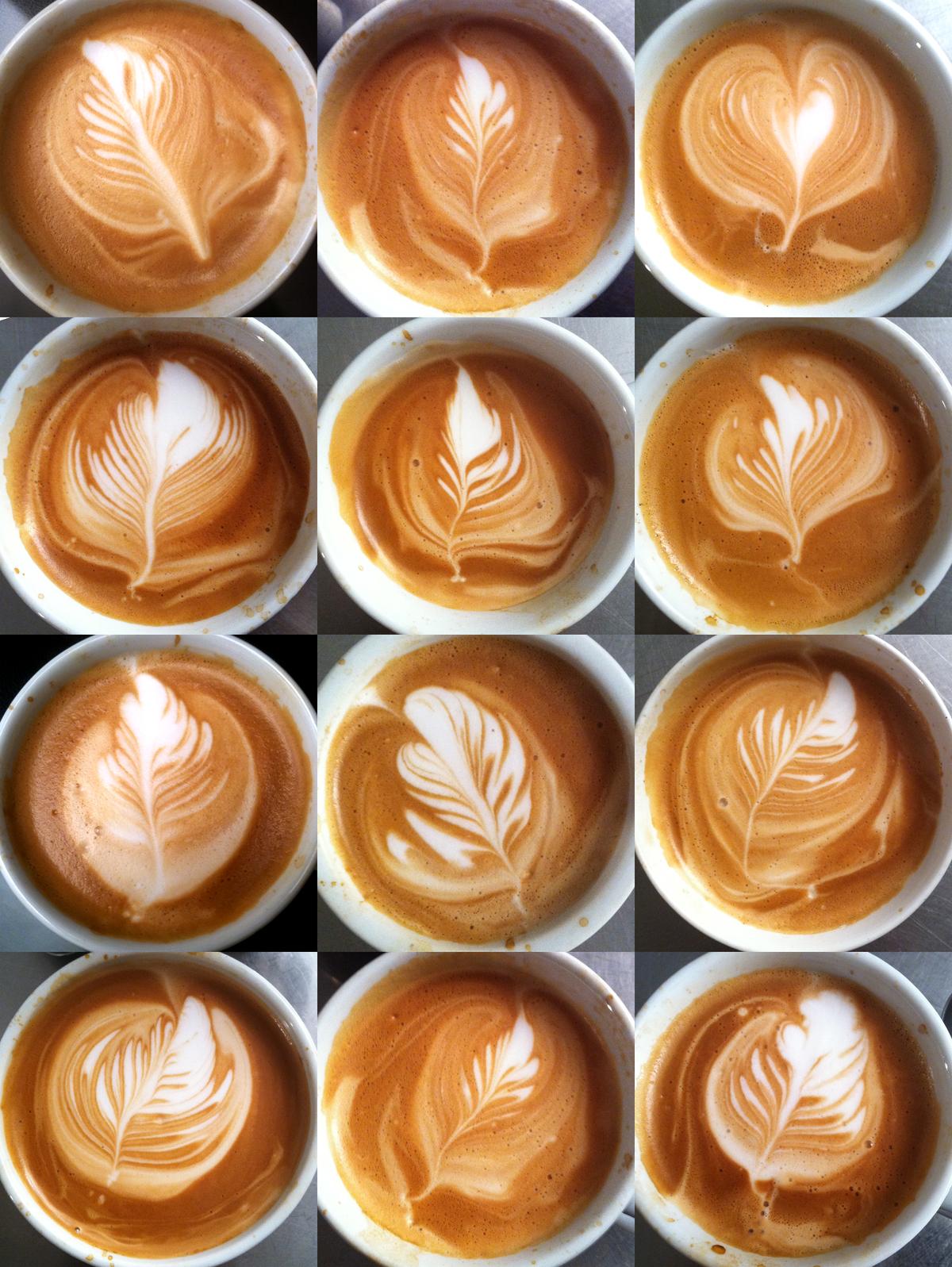 cafe latte art harold ross fine art photography. Black Bedroom Furniture Sets. Home Design Ideas