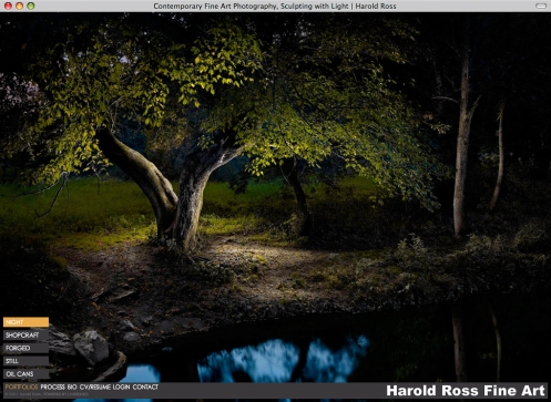 Harold Ross Fine Art Photography
