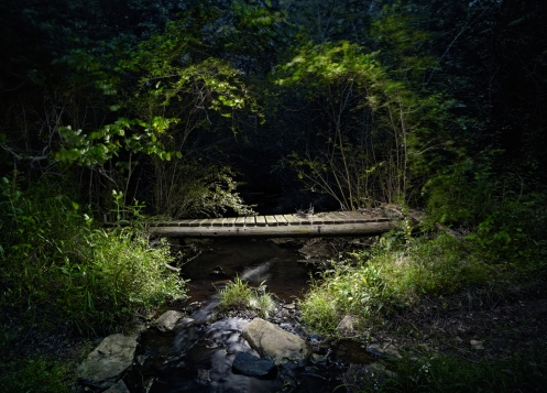 """Untitled #20, from Harold Ross' series """"Night"""""""