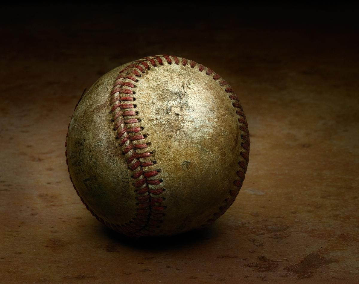 baseball glove texture