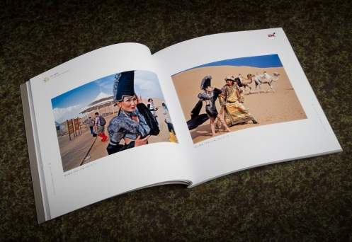Harold Ross's Xiang Sha Wan Photo Books for Exhibition in China 2011