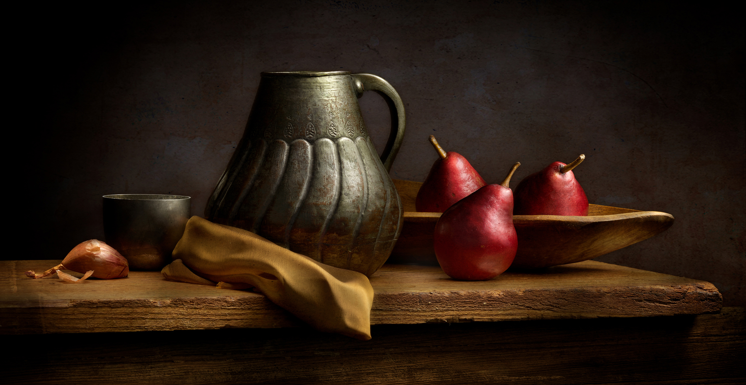 Still life paintings and drawings