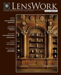 LensWork #137 Cover by Harold Ross