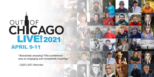 Out Of Chicago LIVE! 2021 April 9-11